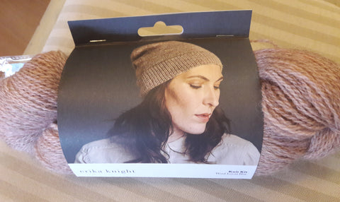 Erika Knight Knit Kit Wool Local Hat