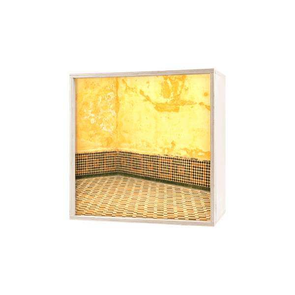 My Cazul Marocco | Plywood Light Box | Horizontal | Light up Images