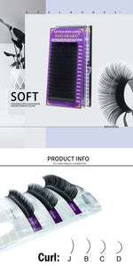 Faux Eyelash Lashes