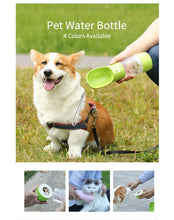 Load image into Gallery viewer, Pet Portable Water- Feed Bowl