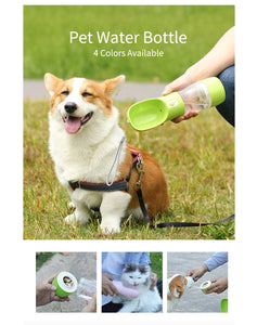 Pet Portable Water- Feed Bowl