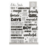 Title Builder Vol. 2 Stamp Set-Elle's Studio