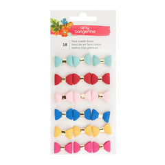 Mini Bows Hustle & Heart-Amy Tangerine
