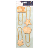 Wood Icons Paper Clips Star Gazer-Dear Lizzy