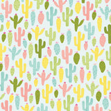 Cactus Cooler 12x12 Paper-Dear Lizzy Happy Place