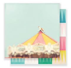 Magical 12x12 Paper-Maggie Holmes Carousel