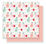 Cute Pear 12x12 Paper-Crate Paper Main Squeeze