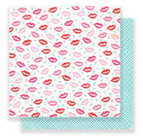 Smooch 12x12 Paper-Crate Paper Main Squeeze