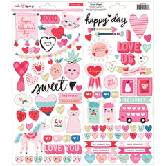 6x12 Stickers Main Squeeze-Crate Paper