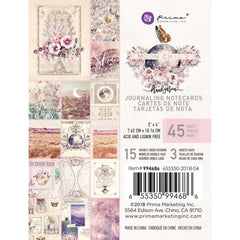 3x4 Journaling Notecards-Moon Child-Prima