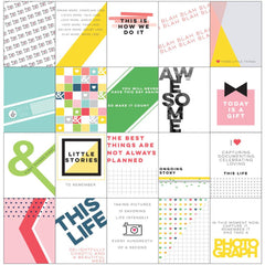 Life Noted 3x4 Cards-Pinkfresh Studio
