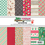 Cottage Christmas 6x6 Paper Pad-Fancy Pants