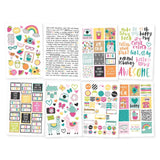 4x6 Stickers-Simple Stories Oh Happy Day