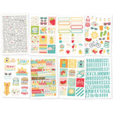 Summer Days 4x6 Stickers-Simple Stories