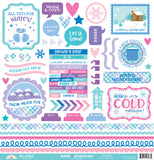 This & That Stickers-Winter Wonderland-Doodlebug