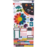 6x12 Accent Stickers-Field Trip-Shimelle