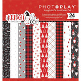 Kringle & Co 6x6 Paper Pad-PhotoPlay