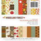 Woodland Forest 6x6 Paper Pad-Pebbles