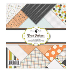 Good Fellows 6x6 Paper Pad-Fancy Pants