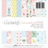 Lullaby 6x6 Paper Pad-Pebbles