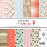 Home For Christmas 6x6 Paper Pad-Fancy Pants