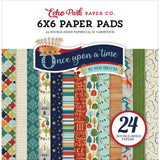 Once Upon A Time Prince 6x6 Paper Pad-Echo Park