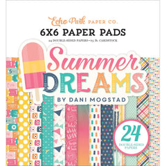 Summer Dreams 6x6 Paper Pad-Echo Park