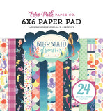 Mermaid Dreams 6x6 Paper Pad-Echo Park