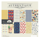 Scholastic 8x8 Paper Pad-Authentique