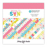 Chasing The Sun 8x8 Paper Pack-Pretty Little Studio
