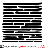Brush Stroke Background Free Cut File