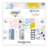 Shine Bright 6x6 Paper Pad-Shine Bright-Pretty Little Studio