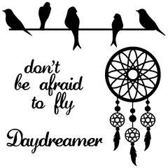 Daydreamer Free Cut File