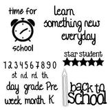 Back To School Free Cut File