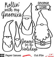 Gnomies-Free Cut File