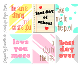 The Sun is Shining Free Printable File