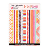 Vellum Washi Stickers-Indian Summer-Pretty Little Studio