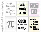 Pi Day Free Printable File