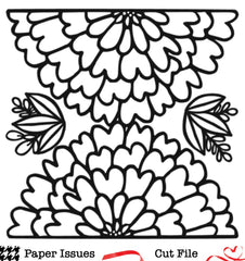 Mums The Word Background-Free Cut File