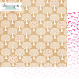 Our Place 12x12 Paper-Webster's Pages-Sprinkled With Love