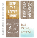 January Java Journal Free Printable File