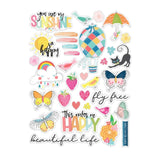 Happy Place Die Cuts-Savannah Dreams-Pretty Little Studio
