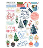 Tis The Season Die Cuts-Glitter & Ice-Pretty Little Studio