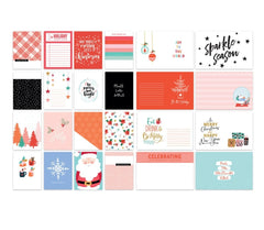 Sparkle Bright Journaling-Glitter & Ice-Pretty Little Studio