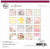 Celebrate 6x6 Paper Pad-Pinkfresh Studio +Altenew
