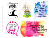 Thankful Watercolor-November Free Printable File