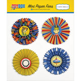Toy Box Paper Fans-Carta Bella