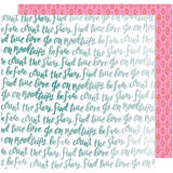 Be Free 12x12 Paper-Dear Lizzy Star Gazer