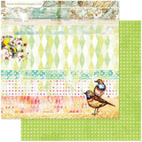 We Belong Together 12x12 Paper-Webster's Pages Nest