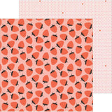 Berry Sweet 12x12 Paper-Crate Paper LaLaLove
